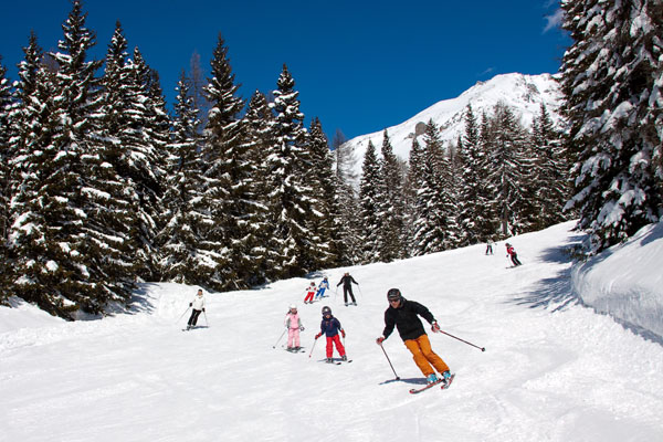 skiarea valtellina