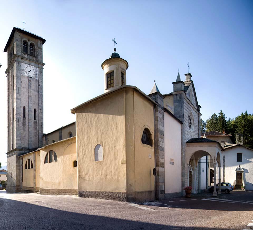 Chiesa di Sant'Eufemia a Teglio