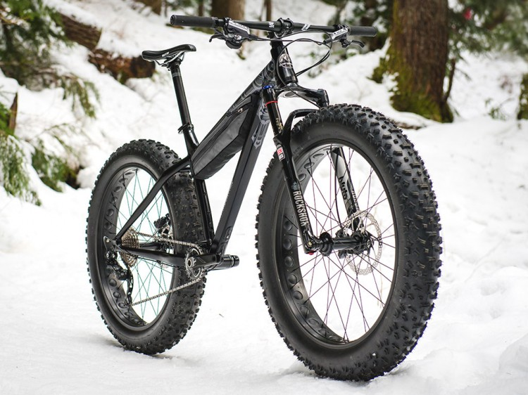fat bike in Aprica