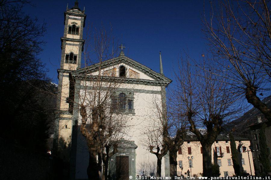 santuario di Grosotto