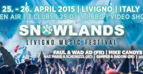 snowland festival a livigno
